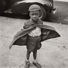 """Butterfly Boy,"" Jerome Liebling, 1949."