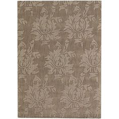Artist's Loom Hand-tufted Transitional Wool Rug