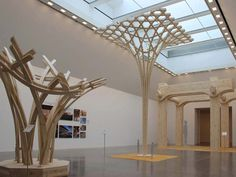 shigeru ban is currently holding his largest ever retrospective exhibition, curated by sayako kadowaki.