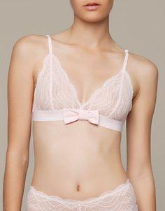 Oysho lingerie