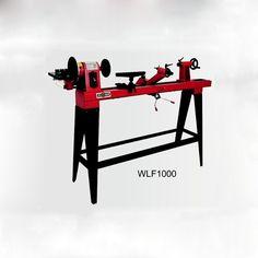 MATIC WOODWORKING MACHINE WOOD LATHE WLF1000