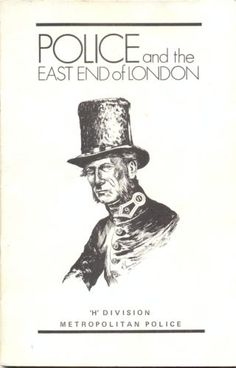 "This is the excellent publication of 20 pages entitled - ""Police and the East End of London - 'H' Division Metropolitan Police"" - and is a short history of The Metropolitan Police which was published in 1974 for the Police in the East End of London Exhibition. Text by P.S. 96 'H' J. Ashley and artwork by P.C. 138 'H' R.J. Marrion."