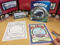 All About...Informative Writing Activity