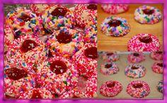 Hugs & CookiesXOXO: THUMBPRINT COOKIES   http://www.hugsandcookiesxoxo.com/2011/12/thumbprint-cookies.html