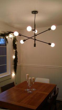 Dining Room Pendant Mobile Chandeliermarquee Lightsroom