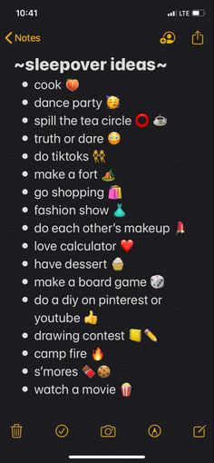 things to do at a sleepover it you are bored Birthday Sleepover Ideas, Sleepover Party Games, Teen Sleepover, Things To Do At A Sleepover, Sleepover Activities, Crazy Things To Do With Friends, Teenage Sleepover Ideas, Ideas For Sleepovers, Best Friend Activities