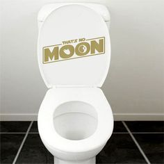 Find Star Wars Bathroom Toilet decals at the Decal Guru. We have all the best.