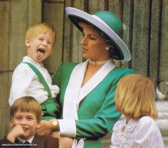 Princess Diana, June 1988