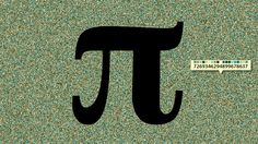 The secret of Pi at http://blog.gistik.com/post/96444015575/the-secret-of-pi