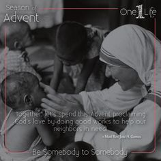 Together, let's spend this #Advent proclaiming God's love by doing good works to help our neighbors in need! @1lifela Archbishop Gomez