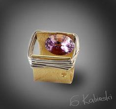 Ring | German Kabirski. - definately one of a kind. Stunning