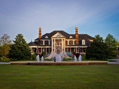 The Rose Hill Estate in Suwanee, Georgia, just got a big price reduction. The 14-acre, 35,100-square-foot Southern plantation was originally built in 2010 for a total of $40 million, and never had live-in owners.