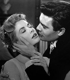 Grace Kelly and Louis Jourdan-- The Swan, 1956 (a.k.a the movie where I fell in love with Louis Jourdan)