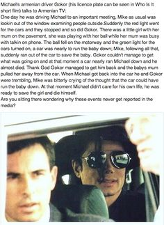 """People and the press will lie for fame and money.Michael spent his life saving children yet people call him weird, a child molester, and wacko jacko.Really? Am i the only one who remembers that he was proven NOT GUILTY of all charges.Or that Jordan Chandler admitted he lied about the molestation in 1993.His exact words were""""Now for the first time i can't bare to lie anymore. Michael Jackson didn't do anything to me, all was my father lies to escape from being poor."""" ugh people are so…"""