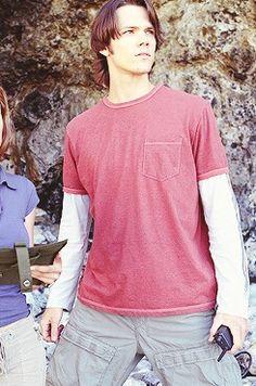 Jared Padalecki as Young MacGyver (2003)