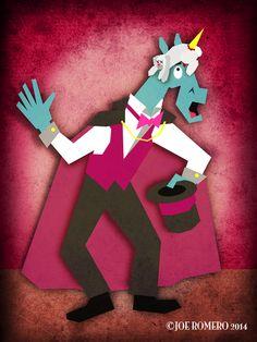 "Unicorn of the Day ""Why Unicorns Don't do Rabbit Magic Tricks"" | That's So Unicorny"
