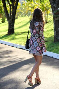 moda-croch%C3%AA-casaco-colete-colorido.jpg (530×794)