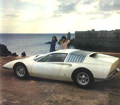 Musings about cars, design, history and culture - Automobiliac - The Ferrari 512 BB: A ForgottenManifesto