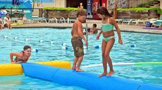 Guide to pools and swimming clubs in and around Baltimore