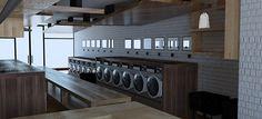 East Village Laundromat Renovation on Behance