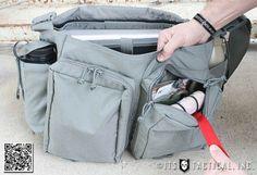ITS Discreet Messenger Bag : ITS Tactical