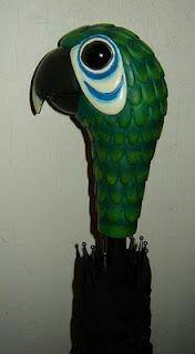 Papageienkopf-Dating