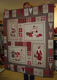 #HandiQuilter - Scandinavian Christmas