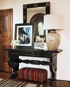 Celebrity Interiors – Ellen Pompeo at Home - ELLE DECOR (BB)