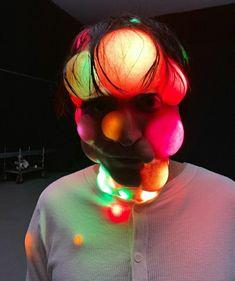 Polka dot man make up test Carnival, Fandoms, Face, Detective Comics, Painting, Makeup, Squad, Polka Dot, Universe
