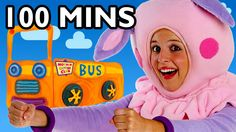 Wheels on the Bus .&. More Nursery Rhymes .. | .. Mother Goose Club .. 'Playlist'