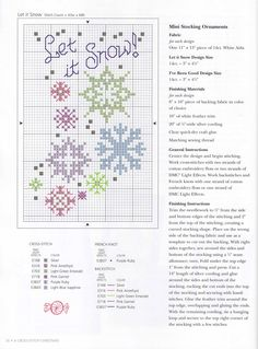 Thrilling Designing Your Own Cross Stitch Embroidery Patterns Ideas. Exhilarating Designing Your Own Cross Stitch Embroidery Patterns Ideas. Xmas Cross Stitch, Cross Stitch Christmas Ornaments, Cross Stitch Cards, Christmas Embroidery, Cross Stitching, Cross Stitch Embroidery, Christmas Cross Stitches, Cross Stitch Designs, Cross Stitch Patterns