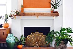 6 Easy And Cheap Cool Ideas: Faux Fireplace Electric fireplace bookshelves dark.How To Make A Fireplace Hearth brick fireplace and tv.Concrete Fireplace With Shiplap. Fireplace Seating, Concrete Fireplace, Diy Fireplace, Fireplace Bookshelves, Victorian Living Room, Victorian Fireplace, Coastal Bedrooms, Coastal Living Rooms, Coastal Decor