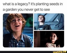 What is a legacy? it's planting seeds in a garden you never get to see - iFunny :) Avengers Memes, Marvel Jokes, Marvel Funny, Superhero Memes, Wanda Marvel, Marvel Avengers, Marvel Comics, Hamilton Musical, Tom Holland