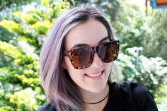 óculos escuros grandes - óculos marrom - brown glasses - retrô - summer sunglasses