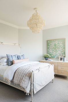 Tour the kid spaces in our Cove Remodel! Studio Mcgee, Pretty Bedroom, Big Girl Rooms, Kids Rooms, Kids Room Design, Cool Beds, Home Decor Bedroom, Bedroom Inspo, Bedroom Ideas