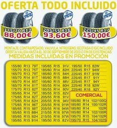 Neumáticos a buen precio en Canarias | Canarias Free