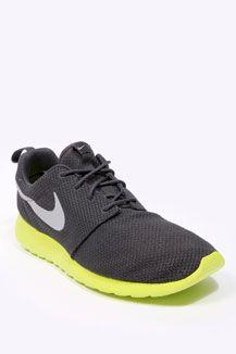 Nike Roshe Anthracite Running Trainers