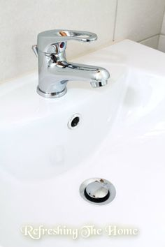 Refreshing Home: How to Make Chemical Free Bathroom Disinfectant | Cleaner | DIY