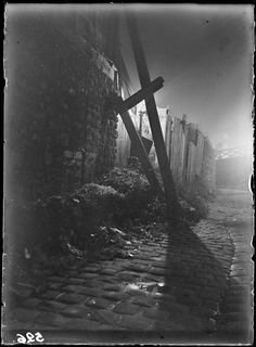 Reality Asylum • Marcel Bovis - Rue de nuit, 1927. From the series...