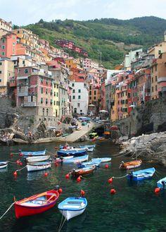 Riomaggiore, Italy
