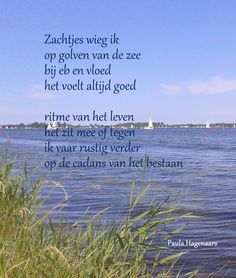 Gedichten Paula Hagenaars Veerse Meer