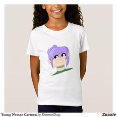 Cartoon T Shirts, Made Goods, Fitness Models, Cool Designs, Best Gifts, V Neck, Gift Ideas, Unisex, Casual