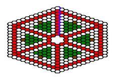 Christmas Afghan and Tree Skirt Yo-Yo  make a granny for each yo yo and put together