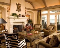 elegant coffee table decor - Google Search
