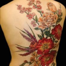 Amy Wagner - Is Tattoolicious! - Colour Tattoo | Big Tattoo Planet