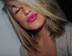 Hair and lips ♥