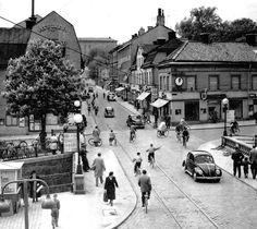 Uppsala, Sweden, Street View, Pictures
