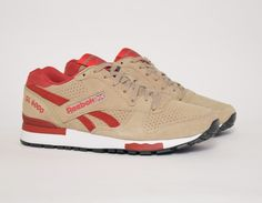 #Reebok GL 6000 Canvas/Exred #sneakers