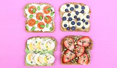 Toast Toppers You Need in Your Life – Kayla Itsines