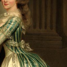 Rose Adélaïde Ducreux. 1791